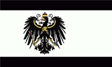 Aufkleber Königreich Hannover Flagge Fahne 8 x 5 cm Autoaufkleber