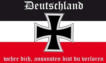 Tischflagge Kindelbrück Tischfahne Fahne Flagge 10 x 15 cm