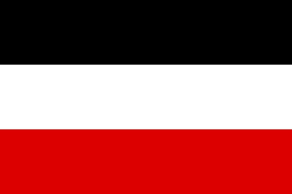 Deutsches Reich Fahne