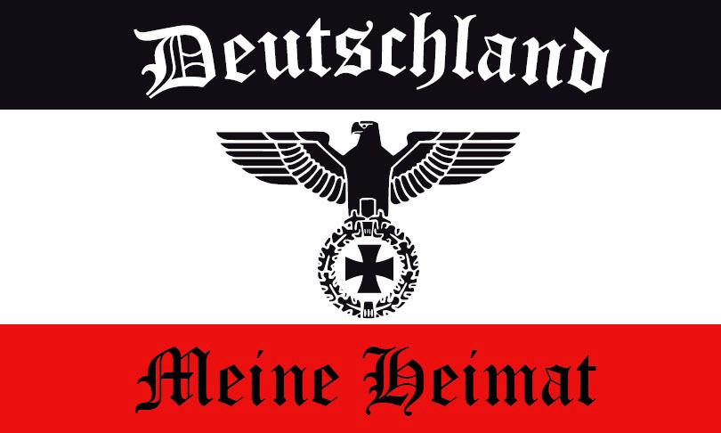 flaggenparadies riesen flagge fahne deutschland meine. Black Bedroom Furniture Sets. Home Design Ideas