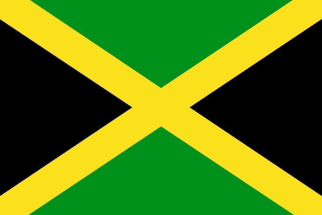 Jamaika Fahne