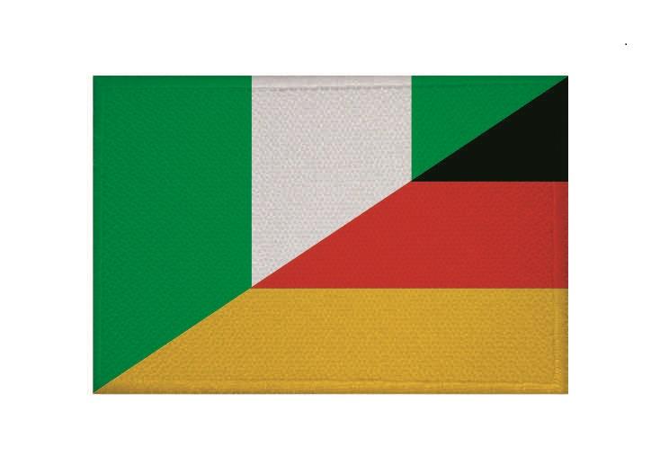 Sammeln & Seltenes Memorabilia Aufnäher Nigeria Schrift Patch Flagge Fahne