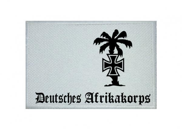 Aufnäher La Palma Fahne Flagge Aufbügler Patch 8 x 5 cm