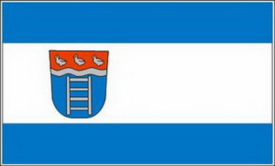 Flagge Fahne Bad Oeynhausen 90x150 cm Digitaldruck