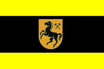 Flagge Fahne Herne 90x150 cm